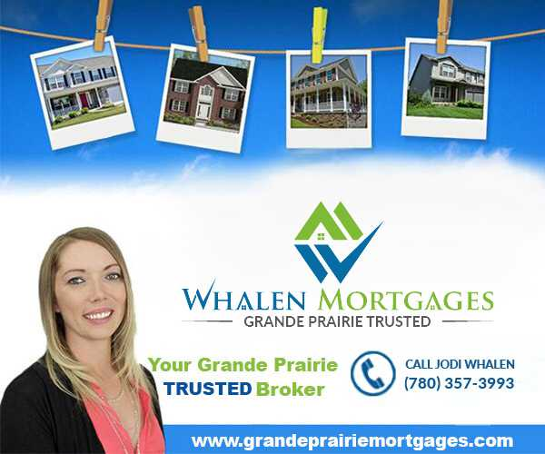 Grande Prairie Mortgage Broker : Grande Prairie Mortgage Specialist