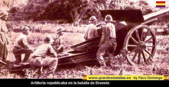 artilleria republicada