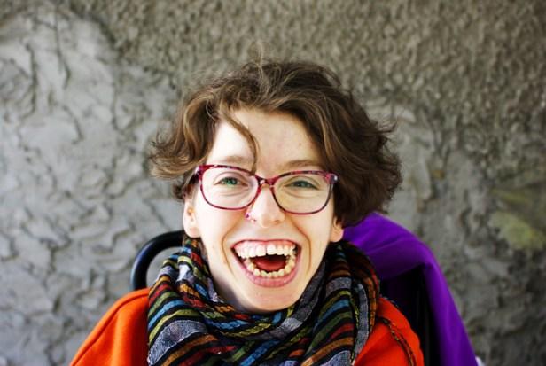 Estela es una persona con diversidad, que no con discapacidad.