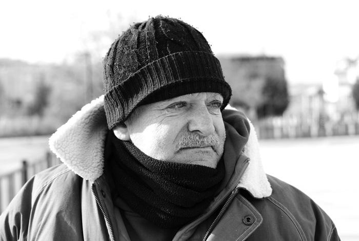 Sinhogarismo: Juan y vivir en la calle