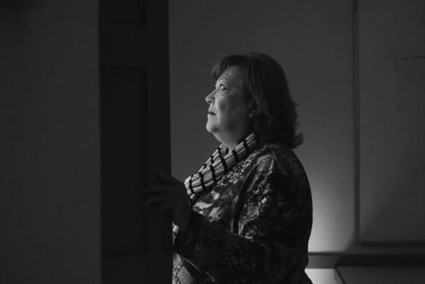 Marga Rivas lucha contra el poder financiero