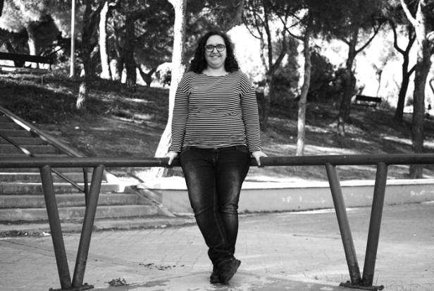 Susana acude a distintas terapias para tratar sus diagnósticos