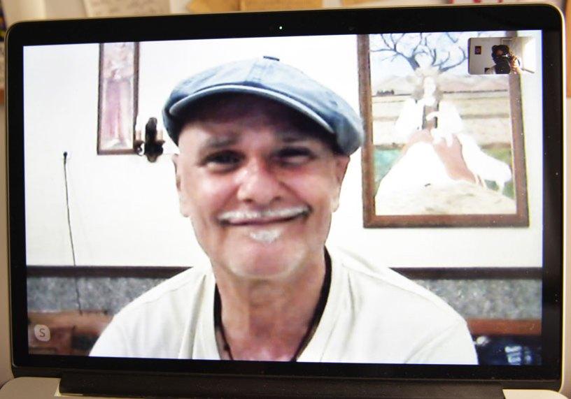 Gaby Ángel Soñer Ruiz ha estado en la cárcel, ha sido adicto a las drogas y hoy es un roquero de música católica