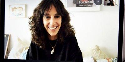 Chela Santalla convive con la ansiedad desde hace 24 años