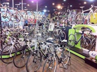 abrir una tienda de bicicletas