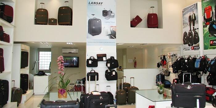 Cómo montar una tienda de equipajes, bolsas y mochilas