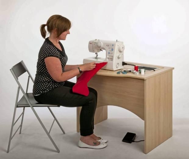Invertir en la compra de una máquina de coser