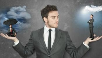 5 pensamientos negativos que destruyen el éxito