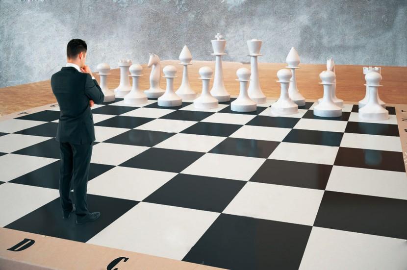 Las seis aptitudes del pensador estratégico.