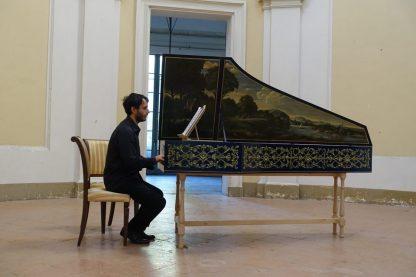 grandezze meraviglie 2017 concerto frescobaldi handel
