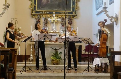 grandezze meraviglie 2017 concerto orazio vecchi bononcini