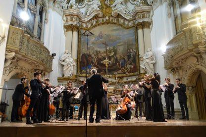 grandezze meraviglie 2017 concerto colori telemann