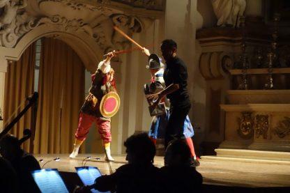 grandezze meraviglie 2017 concerto combattimento tancredi clorinda