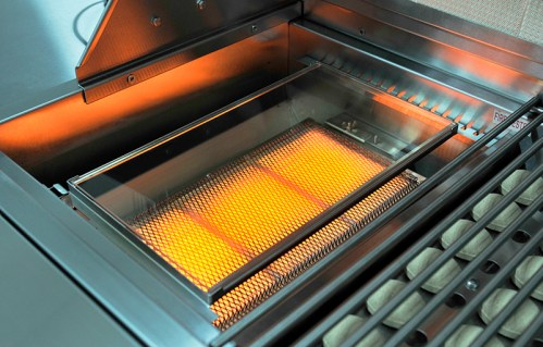 High-temp Infrared Sear Zone - Deluxe series