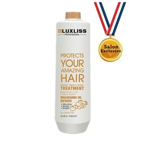 Luxliss Keratin Amino Smoothing Treatment 1000ml