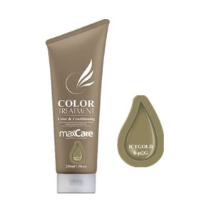 Maxcare Color Treatment ICE GOLD 250ml (8-pGG)