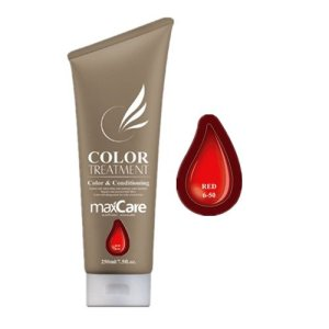 Maxcare Color Treatment RED 250ml (6-50)