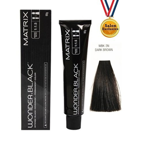 MATRIX WONDER BLACK AMMONIA FREE SHD 3-D