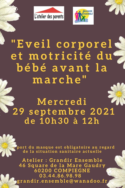 Eveil corporel du 29 septembre 2021