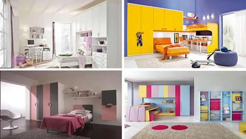 I binari permettono ai letti di scorrere lungo la parete, scambiandosi di posto o sovrapponersi. Idee Pittura Camerette Per Bambini Grandi Sconti Artecolor Per Imbianchini E Decoratori In Casa