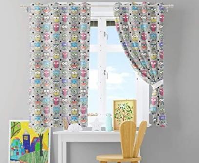Il tessuto morbido e pesante darà anche un tocco di stile alla tua stanza. Tende Per Cameretta Bambini Grandi Sconti Tende Confezionate Online