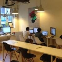 香港的共用工作空間(Co-working Space)