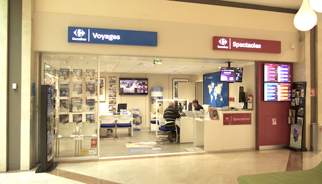 carrefour voyages angers grand maine