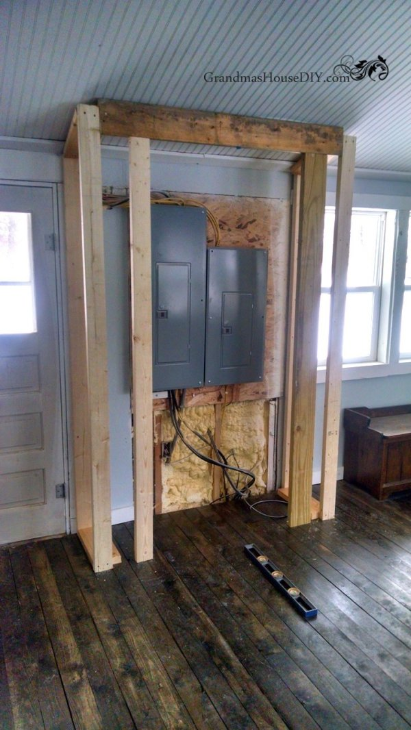 Barn Door Closet How To Covering Up An Incredible Eye