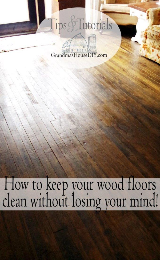 Laminate Floor Cleaner Without Vinegar Natalku