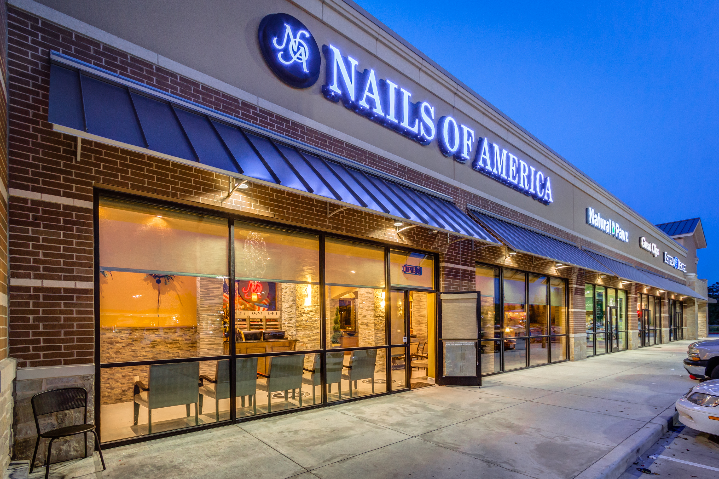 Nails Of America At Northpark Drive