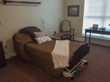 The GRAND Skilled Nursing room