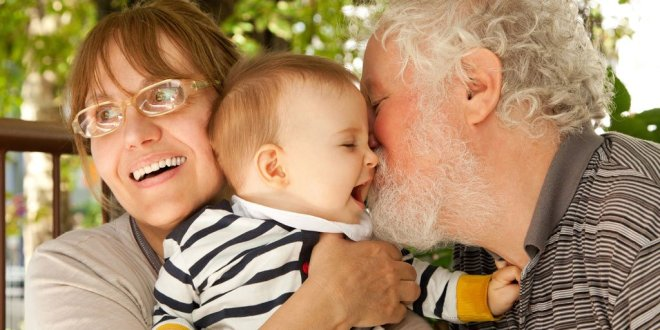 Choose the Perfect New Grandparent Name