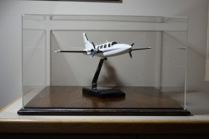 Plane Display Case