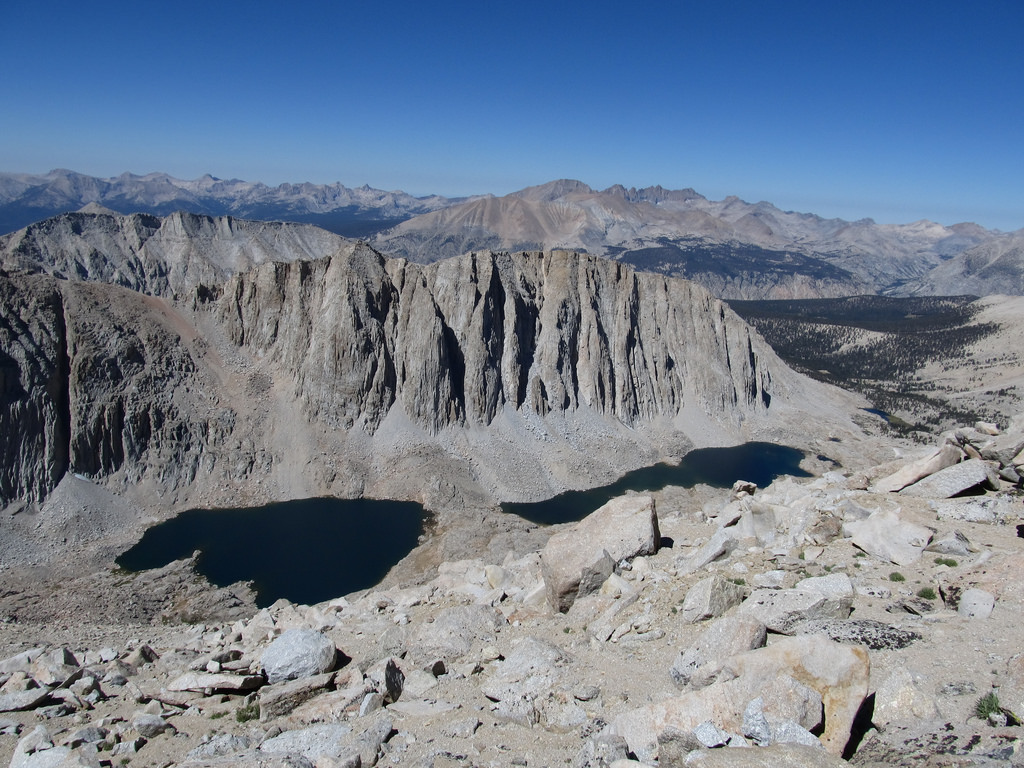 High Country Along the John Muir Trail Photo credit: Ken Lund, Creative Commons CC BY 2.0