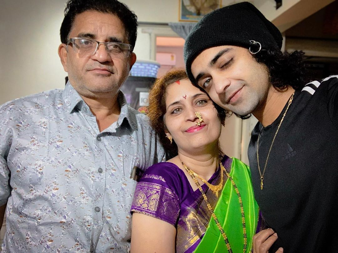 sumedh's parents