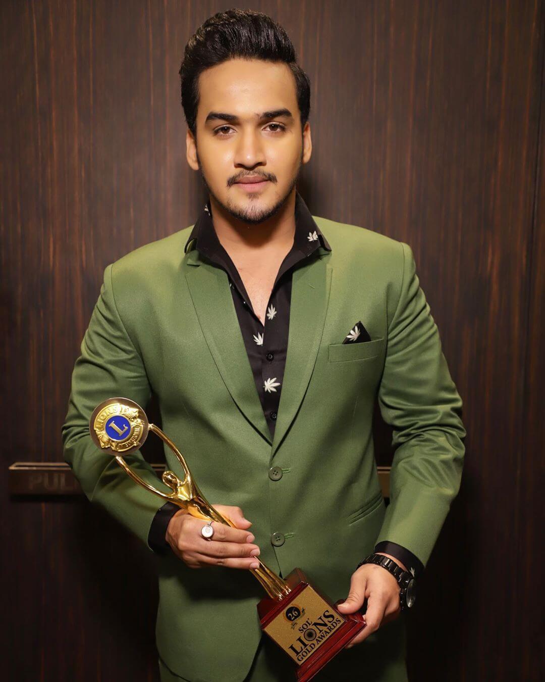 Faisal Khan awards