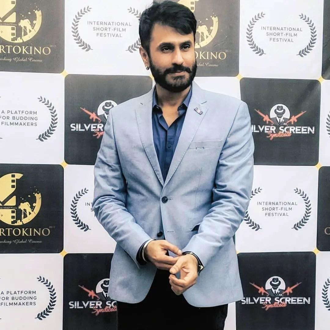 Jiten Lalwani awards