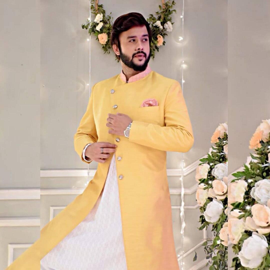actor Prakhar Shukla