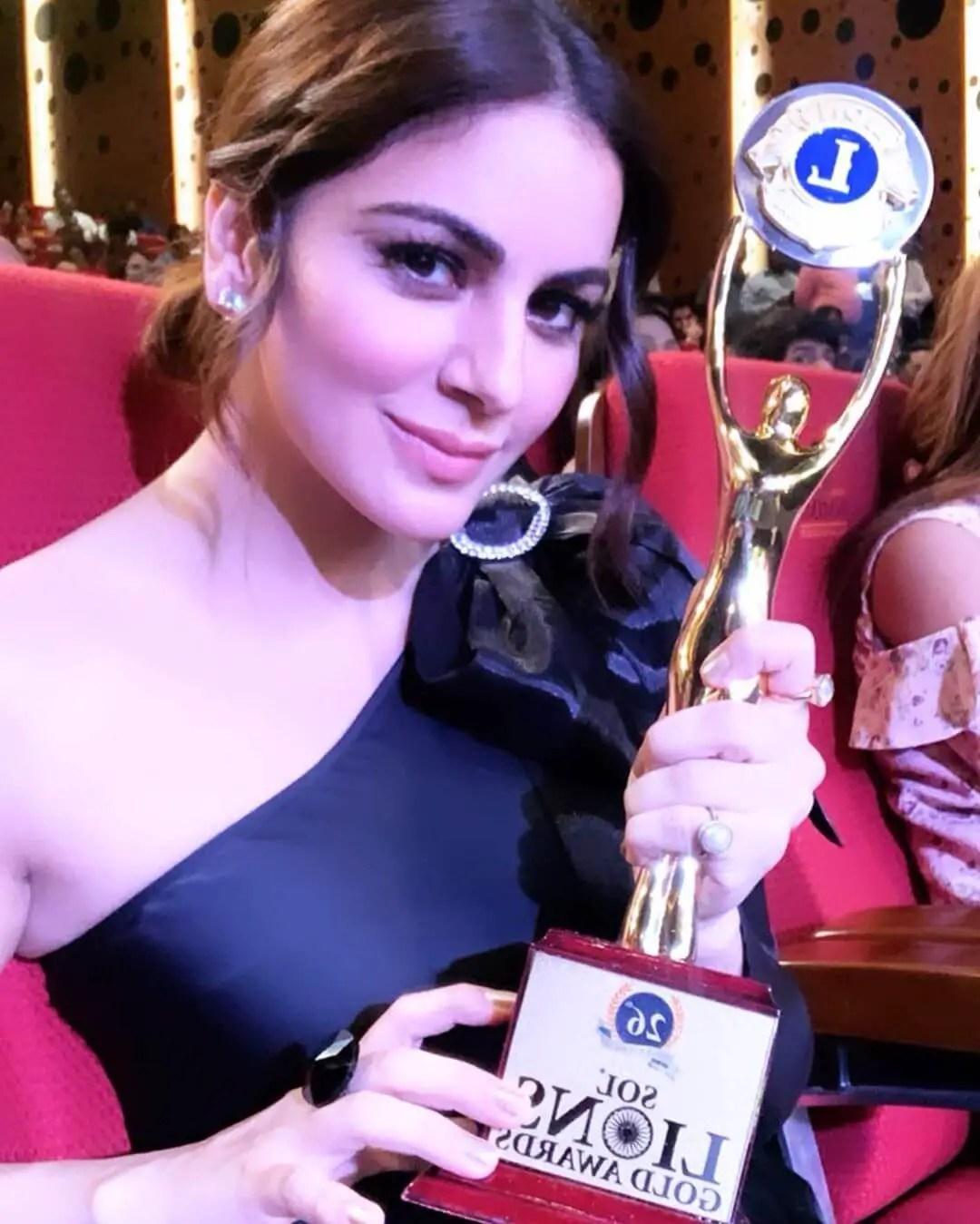 Shraddha Arya awards and nominations