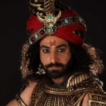 Praneet Bhatt in mahabharat