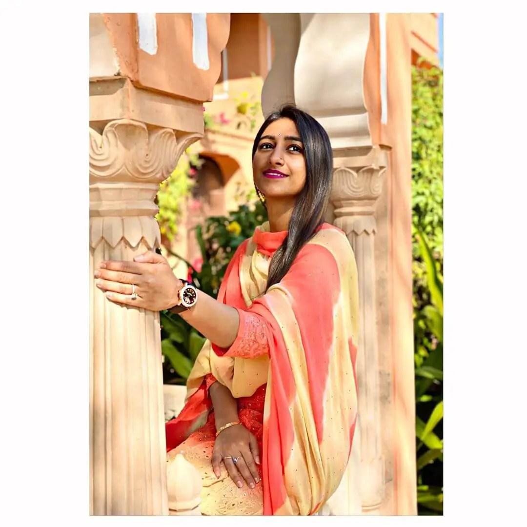 Mohena Kumari Singh princess of rewa