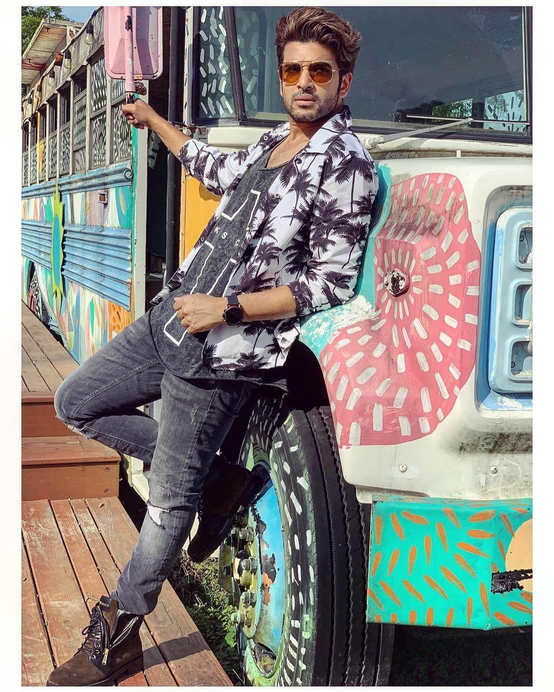 actor Karan Kundra