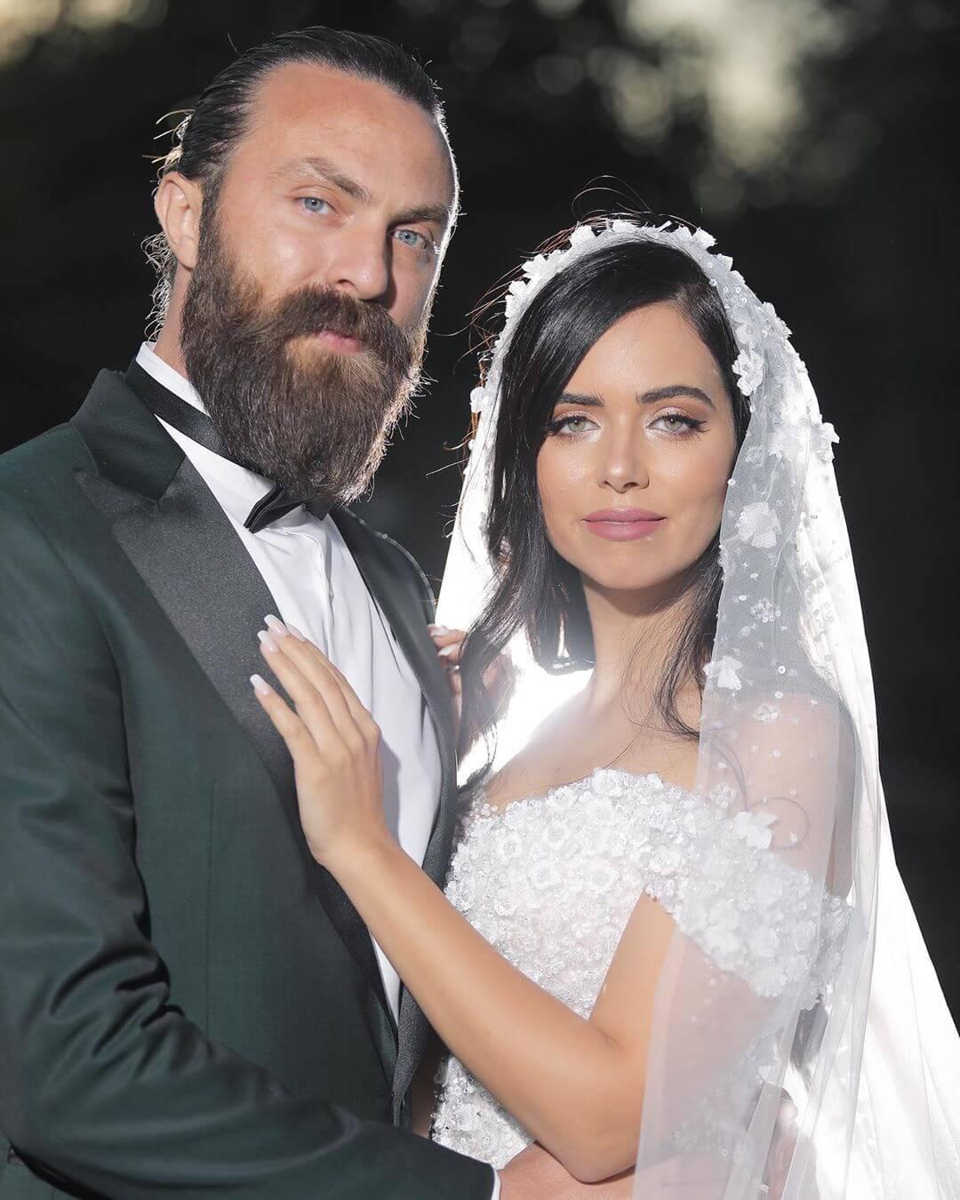 Azza Zarour husband