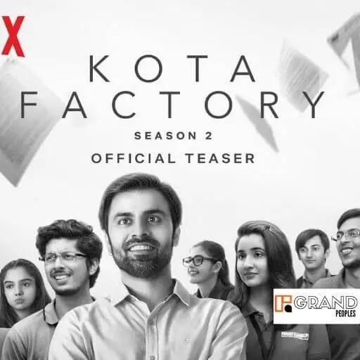 Kota Factory 2 cast