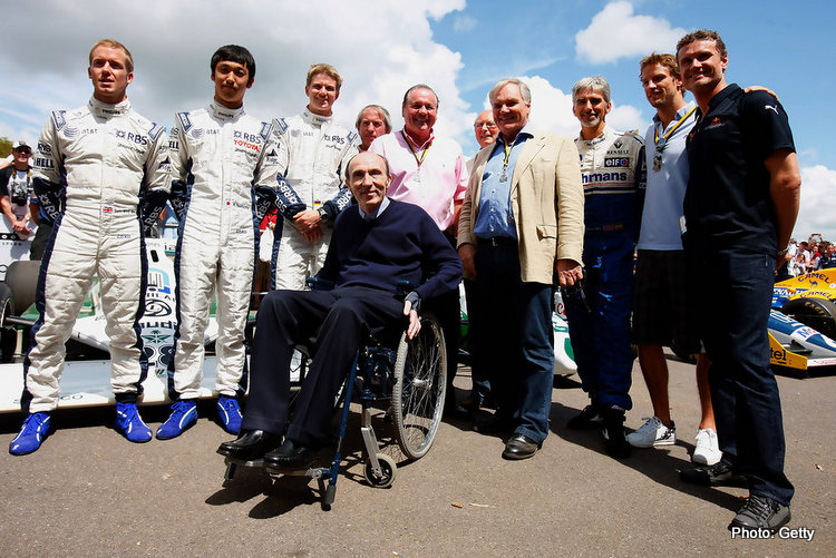 Sir Frank Williams: Formula 1 has been very good to me