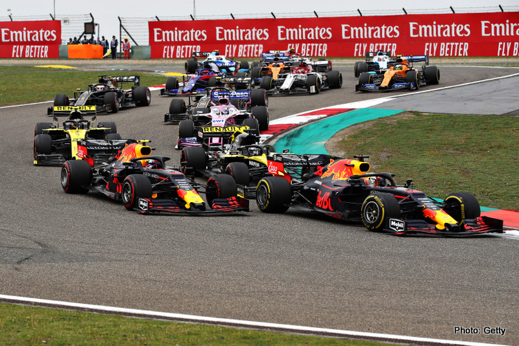 Formula 1 considering two-day Chinese Grand Prix in November
