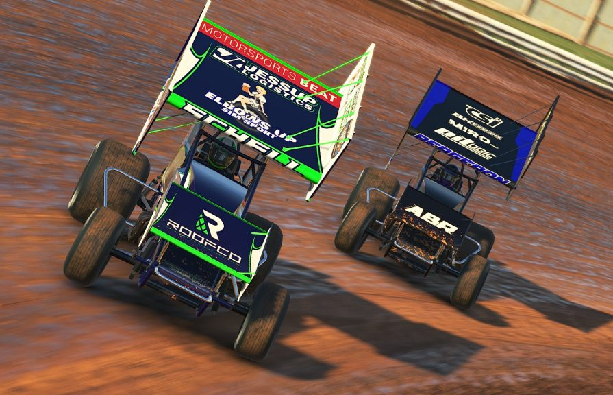 iRacing World of Outlaws: Tyler Schell