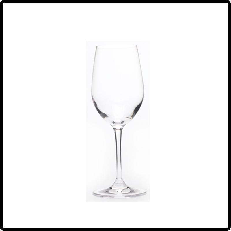 Crystal White Wine 13oz Glass - Chardonnay