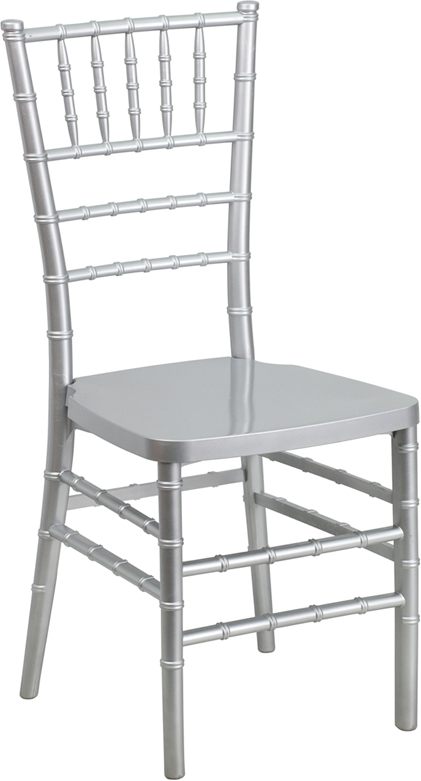 view larger image silver chiavari chairs