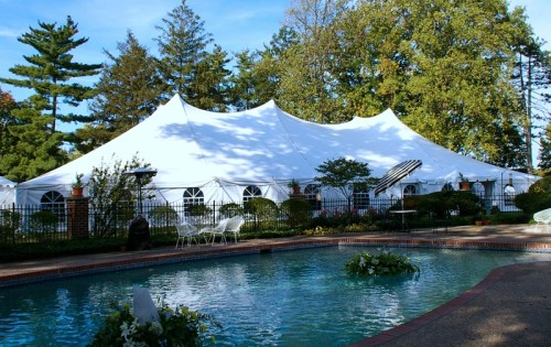 60 x 120 Pole Tents
